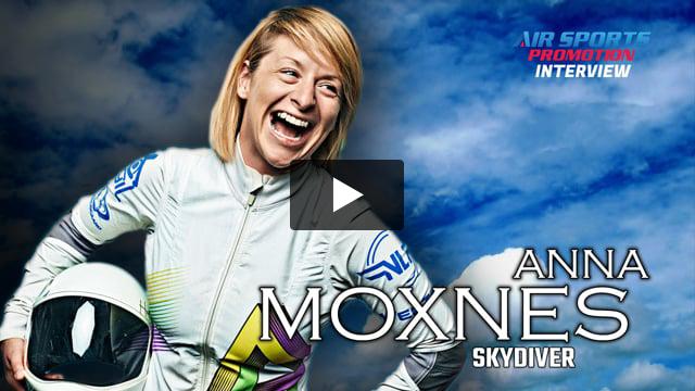 ANNA MOXNES Interview