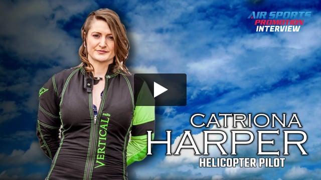 CATRIONA HARPER Interview