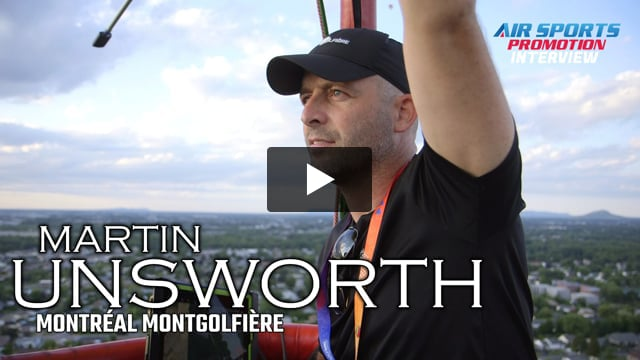 MARTIN UNSWORTH Interview