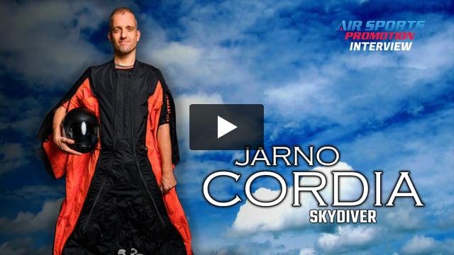 JARNO CORDIA Interview