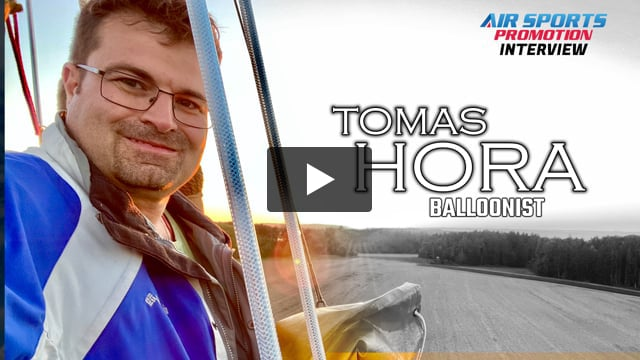 TOMAS HORA Interview