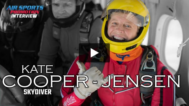 KATE COOPER-JENSEN Interview