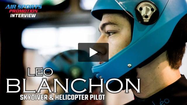 LEO BLANCHON Interview