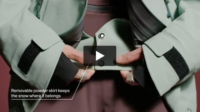 Cottonwoods GORE-TEX Jacket - Women's - Video