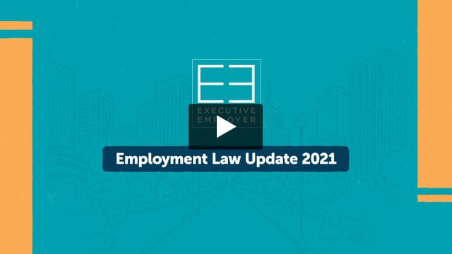 The 2021 Employment Law Update