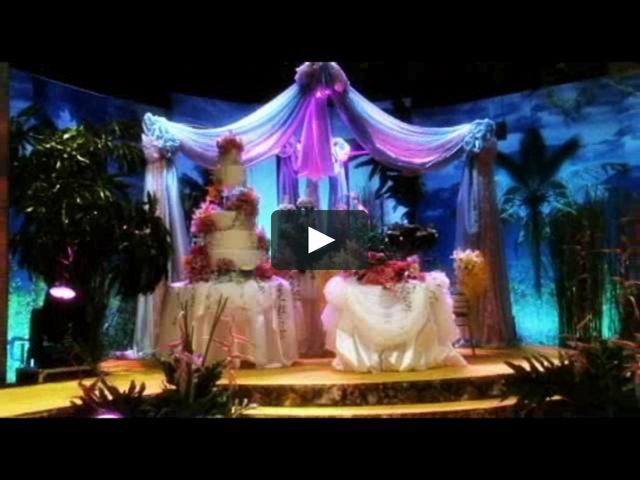 sergio amp marimar wedding reception on vimeo