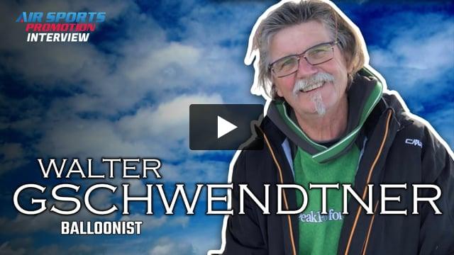 WALTER GSCHWENDTNER Interview