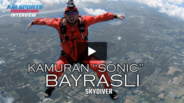 KAMURAN SONIC BAYRASLI Interview