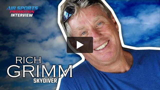 RICH GRIMM Interview