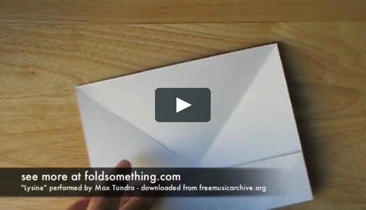Papercraft Origami Millennium Falcon