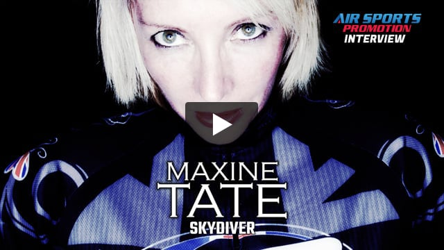MAXINE TATE Interview