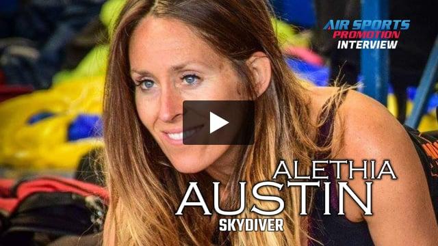 ALETHIA AUSTIN Interview