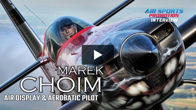 MAREK CHOIM Interview