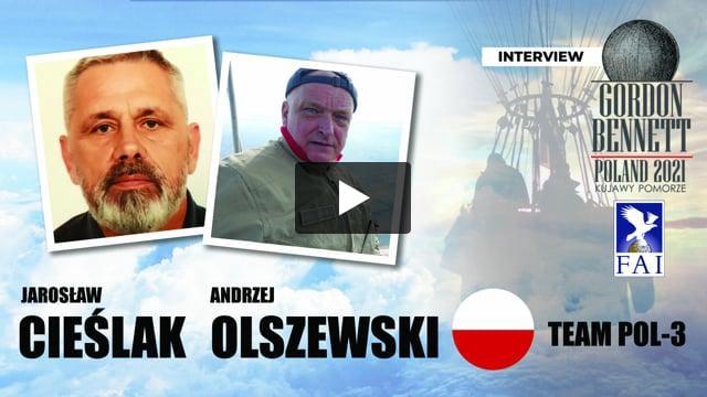GB2021 POL-3 interview
