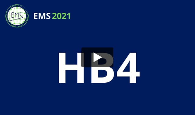 Vimeo: EMS2021 – HB4 – Gentle Mobility