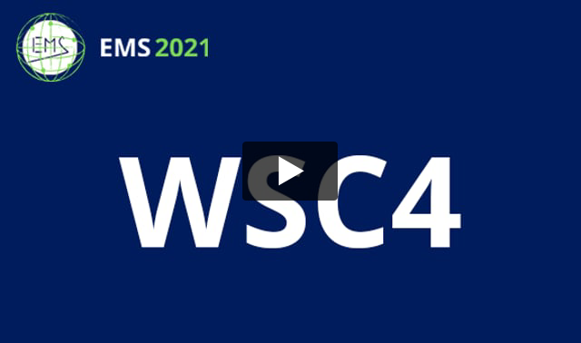 Vimeo: WSC4 – How to best use your voice – especially at an online presentation