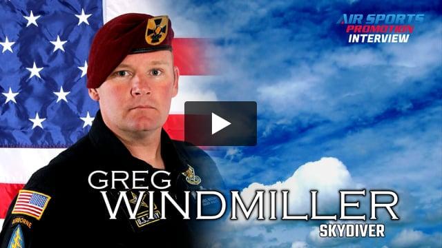 GREG WINDMILLER interview