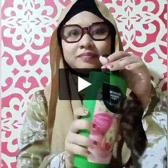 Green Tea Hijab Anti-Itch