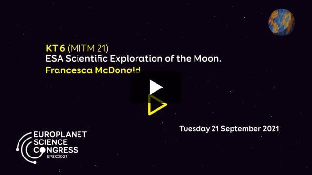 Vimeo: EPSC2021 – KT6 MITM keynote talk by Francesca McDonald