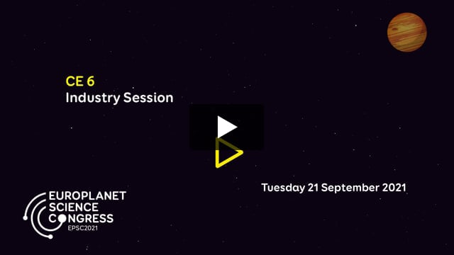 Vimeo: EPSC2021 CE6 – Industry & Policy session