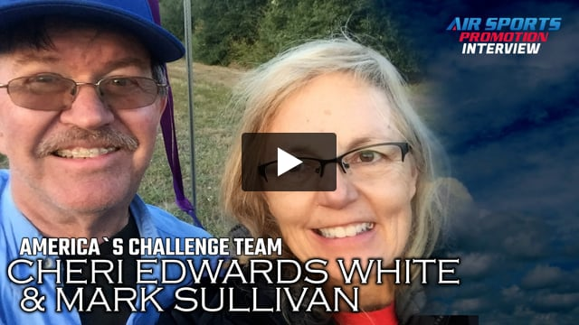 CHERI EDWARDS WHITE & MARK SULLIVAN interview