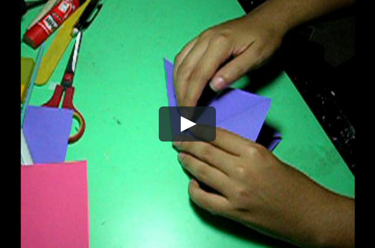 Papercraft Please Don´t Let Me Be Misunderstood!