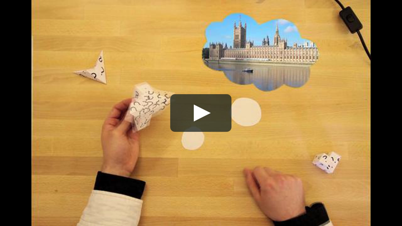 Papercraft Science In Motion