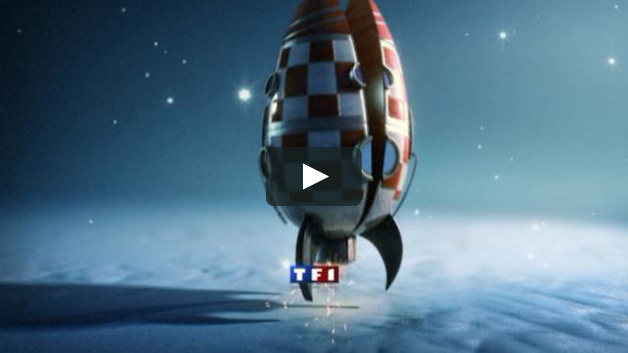 Papercraft TF1 shorts christmas 2010