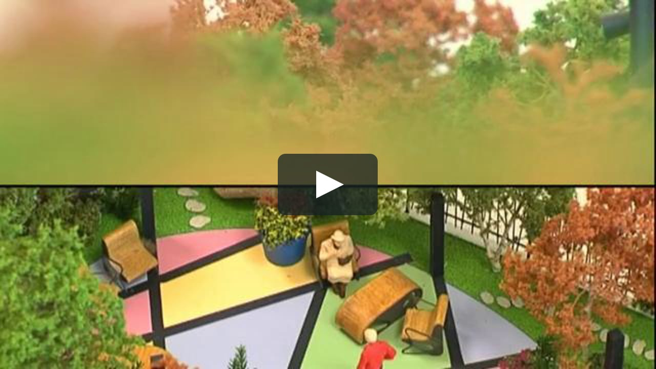 Oc an vert le jardin th rapeutique de baclesse on vimeo for Jardin therapeutique