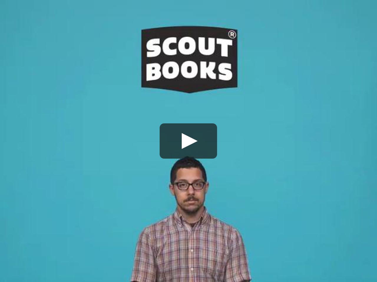 Papercraft Scout Books: Papercraft Animation: François Vigneault