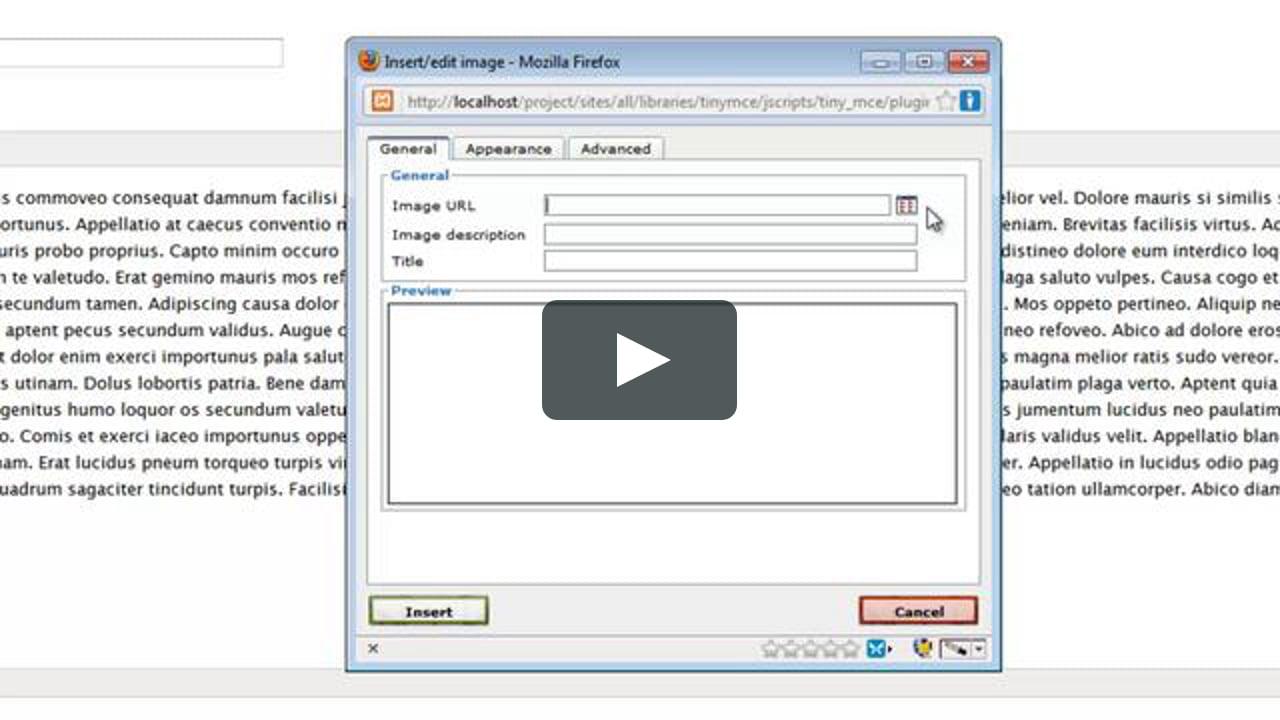 Install Wysiwyg Editor Drupal 7 Tutorials