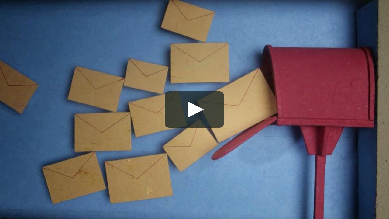 Papercraft HelpdeskPilot - Stopmotion