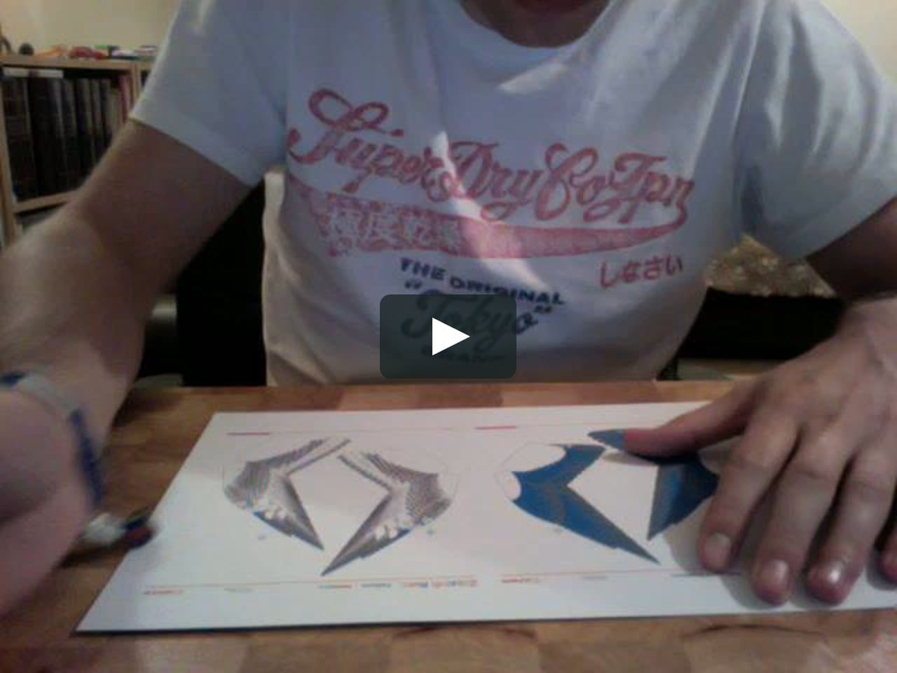 Papercraft Falcon Papercraft
