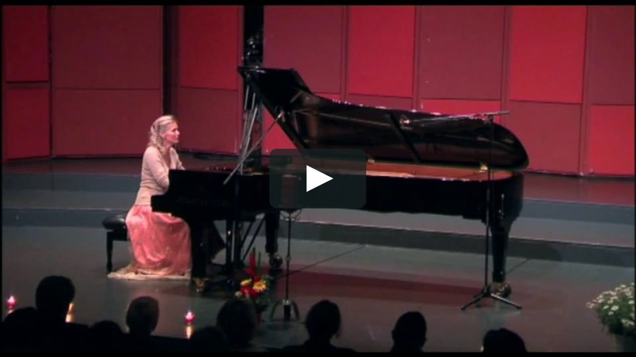 Elizabeth Sombart : Frédéric Chopin, Etude op. 25, n°7 en do dièse mineur