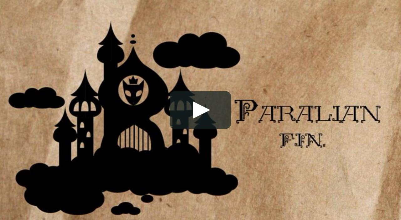 Papercraft Paralian Ending Credits vr 1
