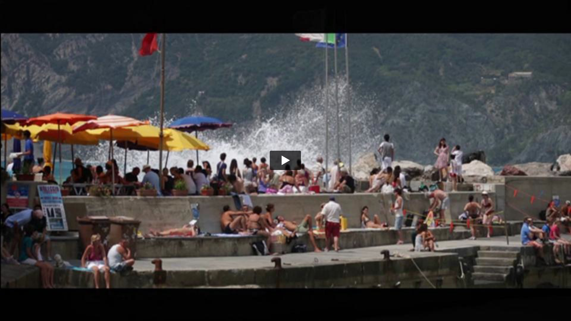 2012 Aquabumps Spring/Summer Moments in Italy - in association with Peroni