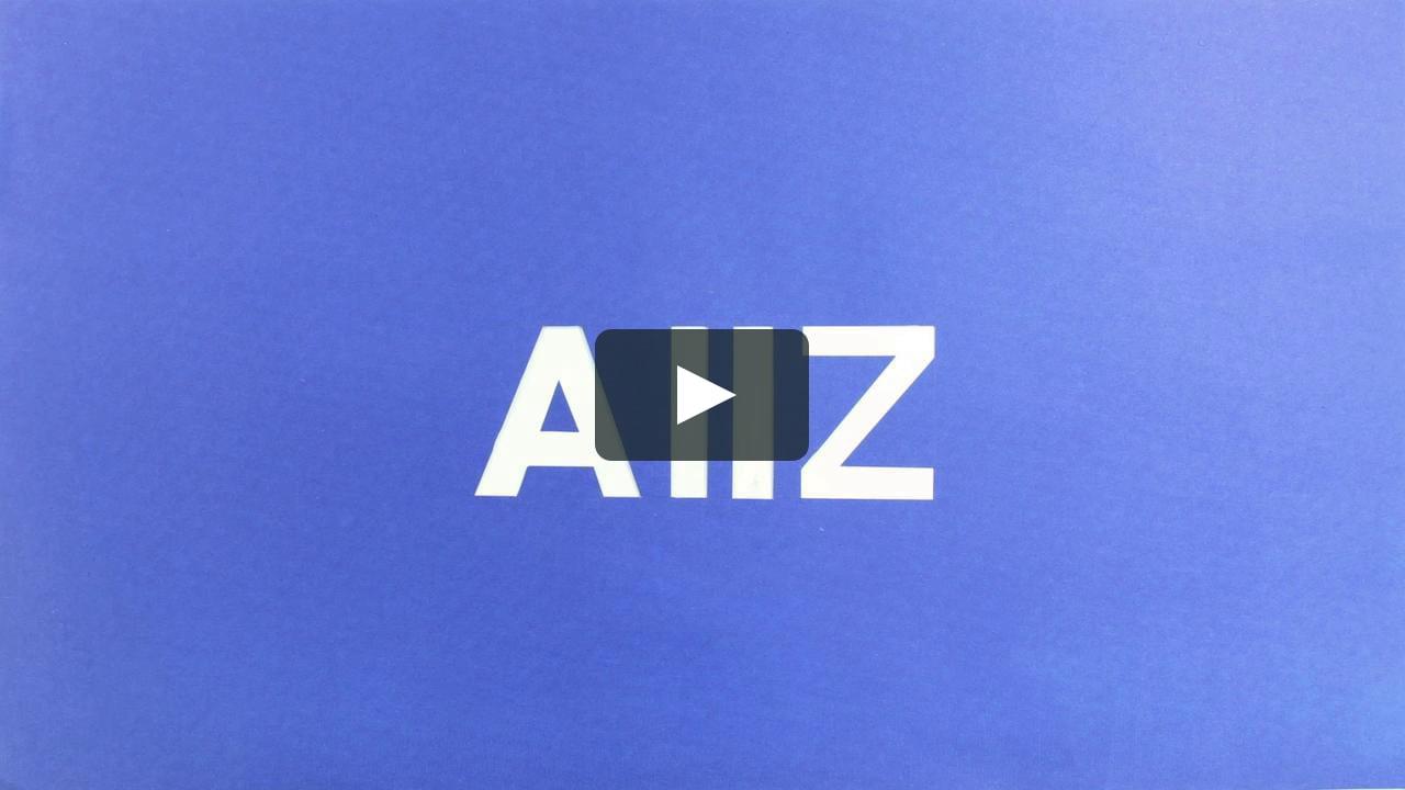 Papercraft Presentation logo AIIZ