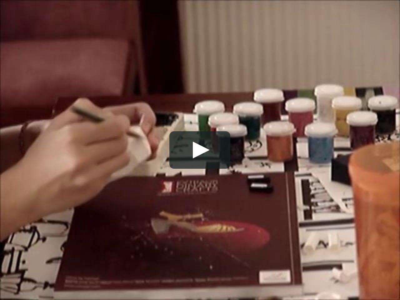 Papercraft Papier Atelier - first video