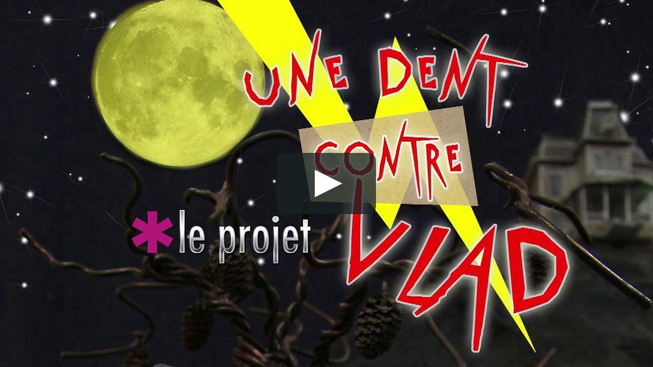 Papercraft 01 - Une Dent contre Vladadamir - Le projet