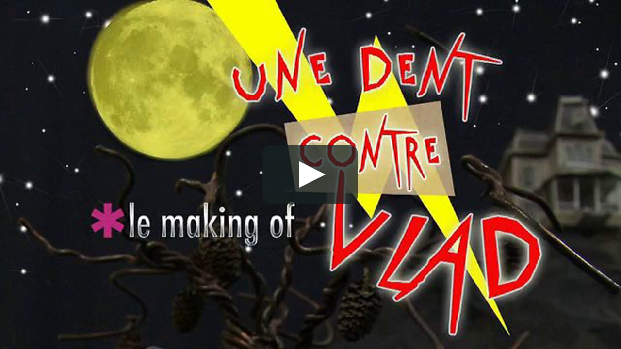 Papercraft 02 - Une Dent contre Vladadamir - Le making of