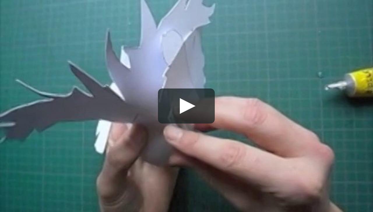 Papercraft Papercraft de Superhibou// Le lion