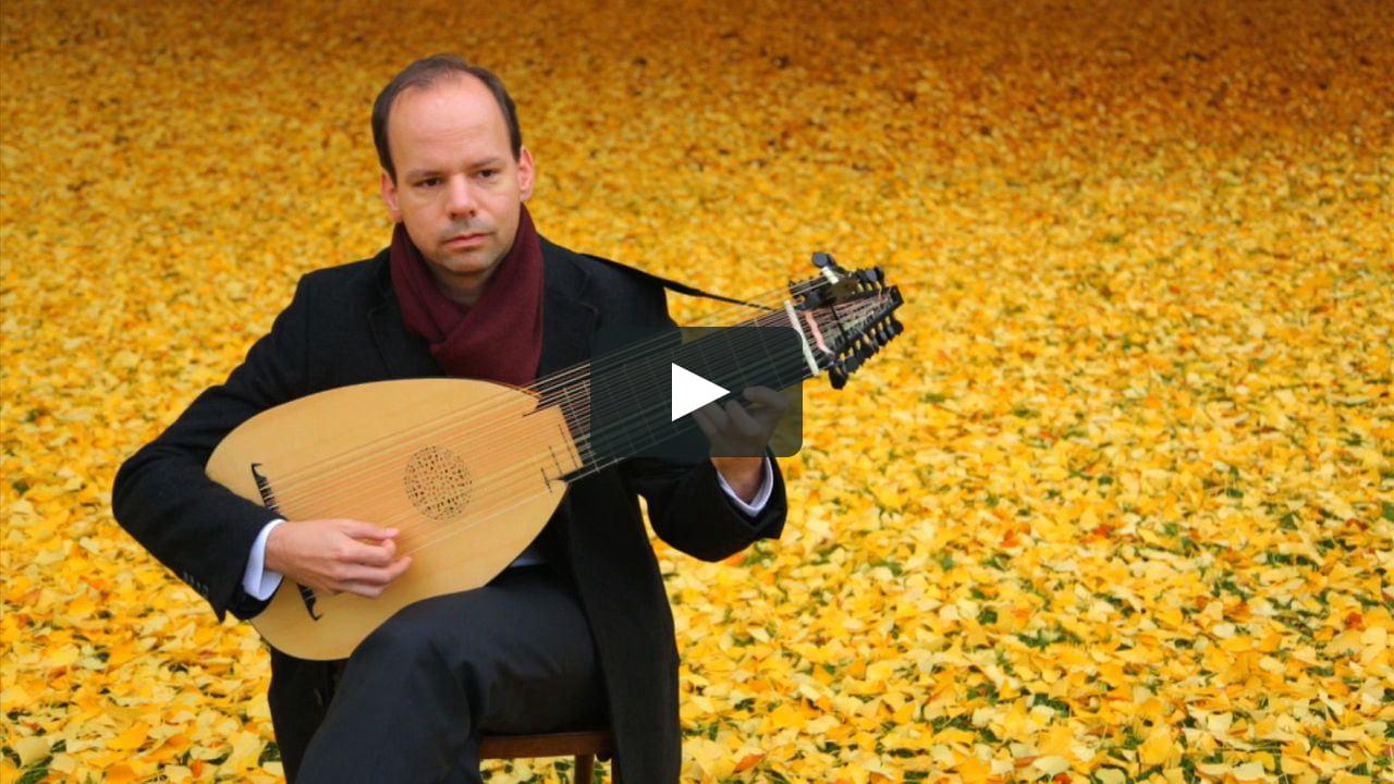 Silvius Leopold Weiss - Presto in B-flat major (Bernhard Hofstötter, lute)