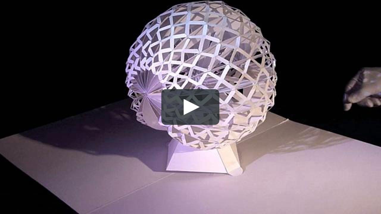 Papercraft Six Amazing Pop-Up Paper Sculptures
