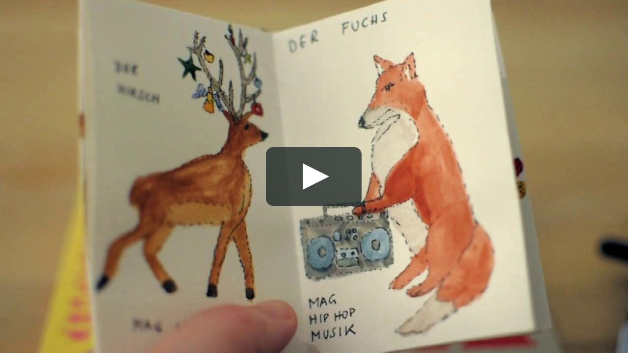 Papercraft I Made A Book