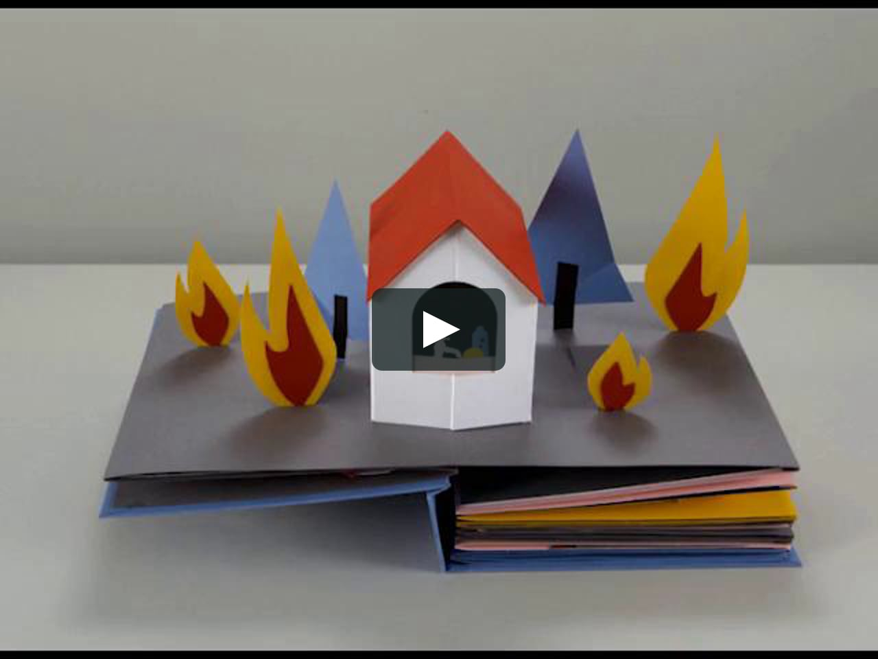 Papercraft Revolution - photography by Chris Turner