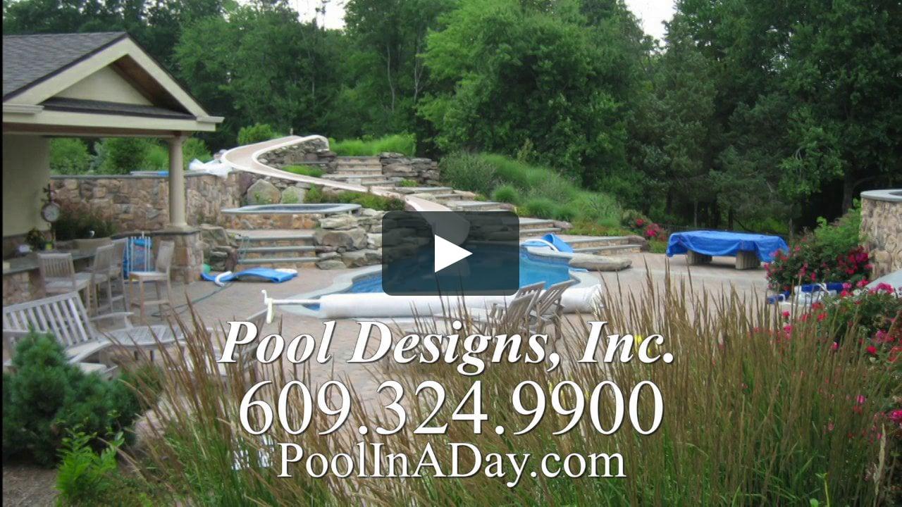 Pool Designs Inc 30 On Vimeo