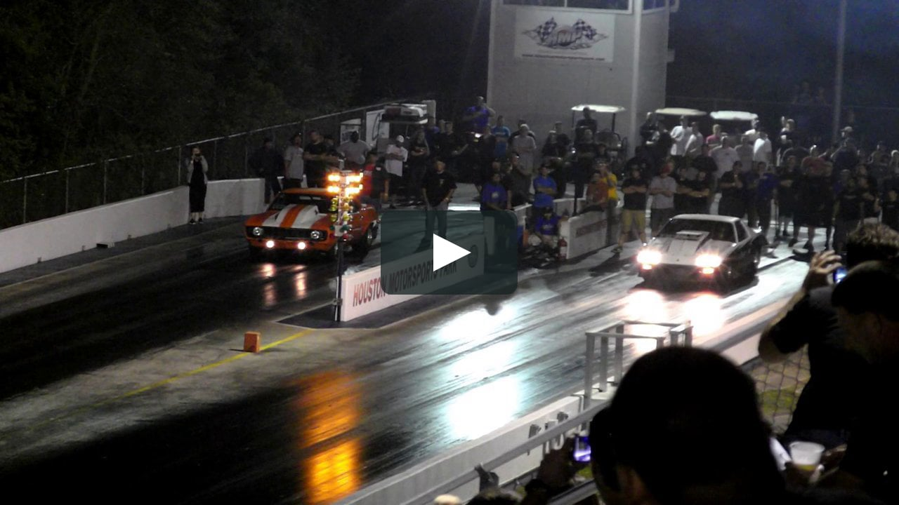 Drag strip houston