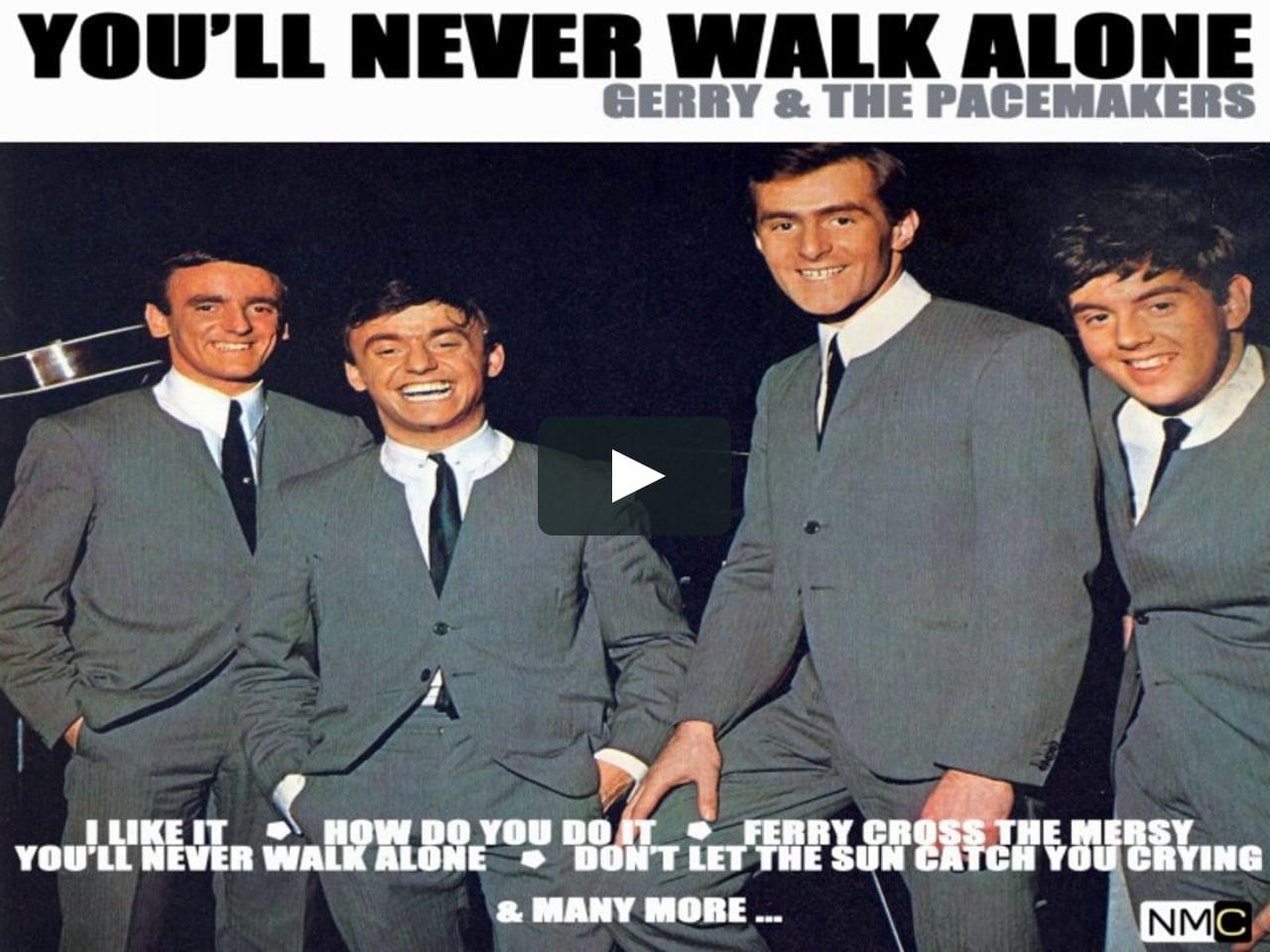 YouLl Never Walk Alone Deutsch