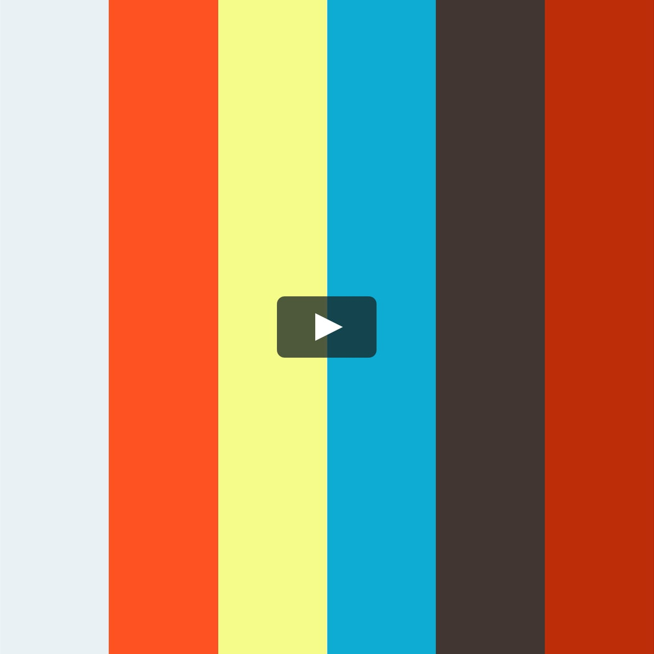 Papercraft The mysterious family tree stop motion