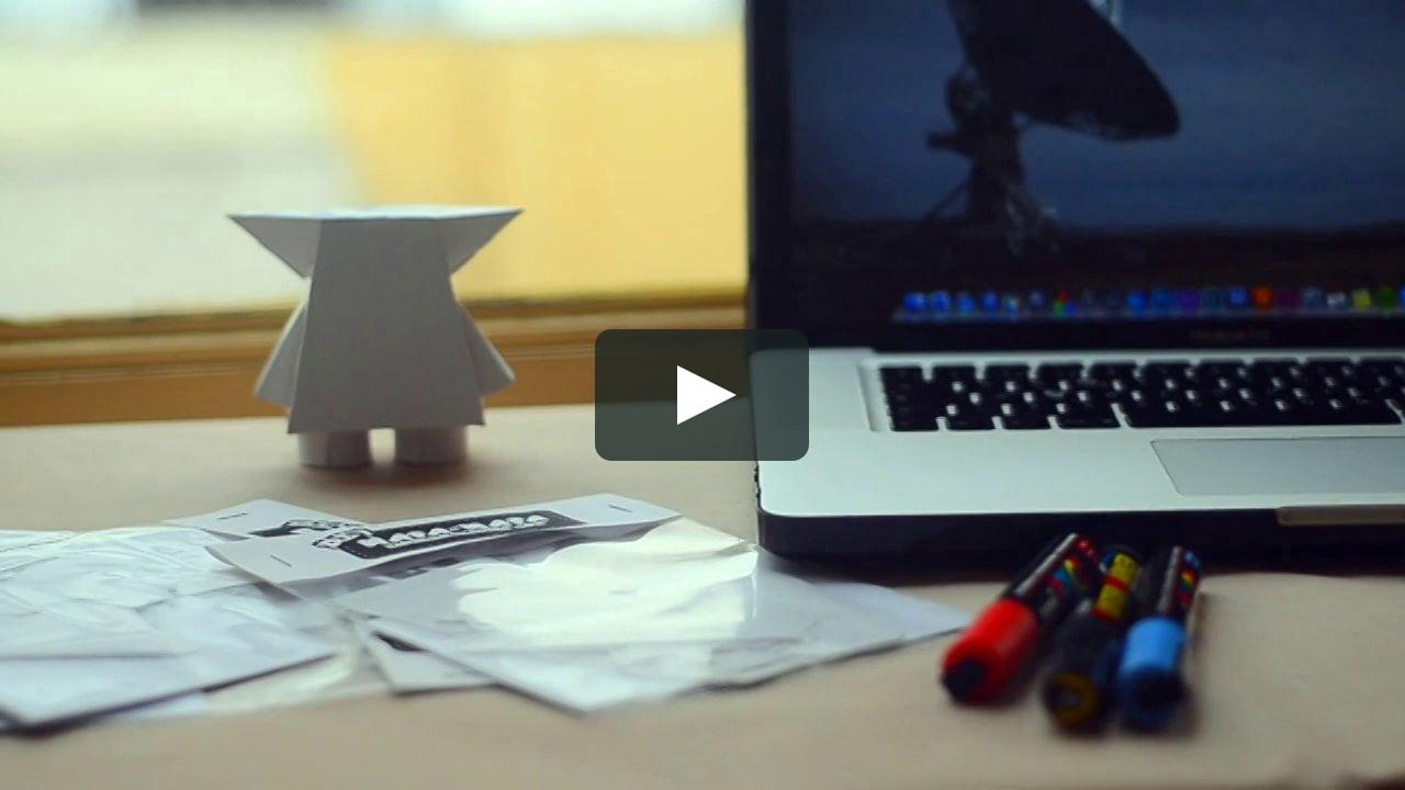 Papercraft Tutorial Napa Napa